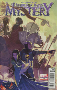 Cover Thumbnail for Journey into Mystery (Marvel, 2011 series) #639