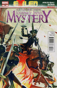 Cover Thumbnail for Journey into Mystery (Marvel, 2011 series) #638