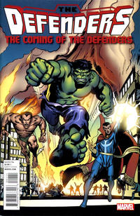 Cover Thumbnail for Defenders: The Coming of the Defenders (Marvel, 2011 series) #1