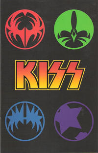 Cover Thumbnail for Kiss (IDW, 2012 series) #1 [Cover RE - Jetpack Comics / Larry's Comics Shared Exclusive]
