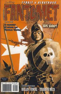 Cover Thumbnail for Fantomet (Hjemmet / Egmont, 1998 series) #14/2005