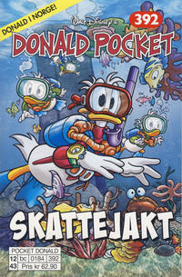Cover Thumbnail for Donald Pocket (Hjemmet / Egmont, 1968 series) #392