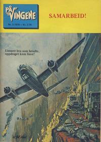Cover Thumbnail for På Vingene (Serieforlaget / Se-Bladene / Stabenfeldt, 1963 series) #3/1978