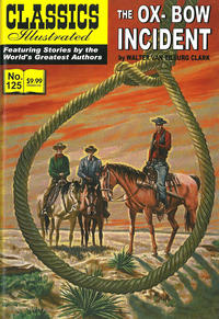 Cover Thumbnail for Classics Illustrated (Jack Lake Productions Inc., 2005 series) #125
