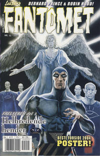Cover Thumbnail for Fantomet (Hjemmet / Egmont, 1998 series) #15/2005