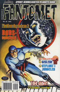 Cover Thumbnail for Fantomet (Hjemmet / Egmont, 1998 series) #18/2005