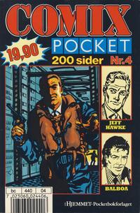 Cover Thumbnail for Comix pocket (Hjemmet / Egmont, 1990 series) #4
