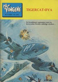 Cover Thumbnail for På Vingene (Serieforlaget / Se-Bladene / Stabenfeldt, 1963 series) #4/1978