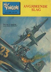 Cover Thumbnail for På Vingene (Serieforlaget / Se-Bladene / Stabenfeldt, 1963 series) #6/1978