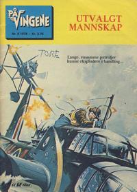 Cover Thumbnail for På Vingene (Serieforlaget / Se-Bladene / Stabenfeldt, 1963 series) #9/1978