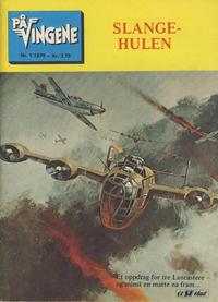 Cover Thumbnail for På Vingene (Serieforlaget / Se-Bladene / Stabenfeldt, 1963 series) #1/1979