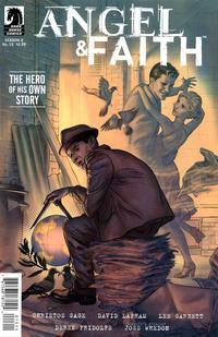 Cover Thumbnail for Angel & Faith (Dark Horse, 2011 series) #15 [Steve Morris Cover]