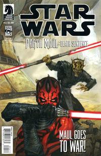 Cover Thumbnail for Star Wars: Darth Maul - Death Sentence (Dark Horse, 2012 series) #4