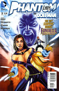 Cover Thumbnail for Phantom Lady (DC, 2012 series) #3