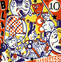 Cover Thumbnail for Blab! (Fantagraphics, 1997 series) #10