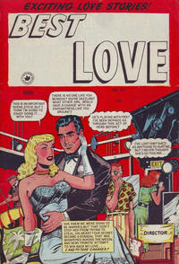 Cover Thumbnail for Best Love (Superior, 1949 series) #37
