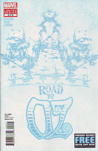 Cover Thumbnail for Road to Oz (Marvel, 2012 series) #2