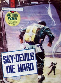 Cover Thumbnail for Action War Picture Library (MV Features, 1965 series) #13