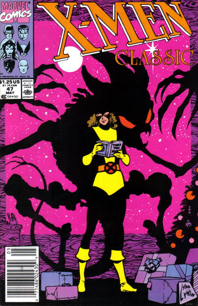 Cover for X-Men Classic (Marvel, 1990 series) #47 [Direct]