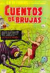 Cover for Cuentos de Brujas (Editora de Periódicos La Prensa S.C.L., 1951 series) #24