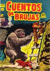 Cover for Cuentos de Brujas (Editora de Periódicos La Prensa S.C.L., 1951 series) #27