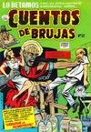 Cover for Cuentos de Brujas (Editora de Periódicos La Prensa S.C.L., 1951 series) #22
