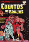 Cover for Cuentos de Brujas (Editora de Periódicos La Prensa S.C.L., 1951 series) #28