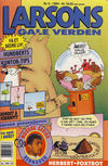 Cover for Larsons gale verden (Bladkompaniet / Schibsted, 1992 series) #3/1994