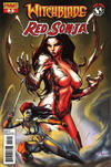Cover for Witchblade / Red Sonja (Dynamite Entertainment, 2012 series) #3