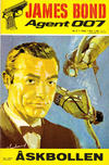 Cover for James Bond (Semic, 1965 series) #2/1966