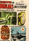 Cover for Cuentos de Brujas (Editora de Periódicos La Prensa S.C.L., 1951 series) #76