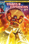 Cover Thumbnail for Transformers: Regeneration One (2012 series) #85 [Cover A - Andrew Wildman]