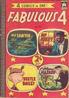 Cover for Fabulous 4 (Yaffa / Page, 1965 series) #8