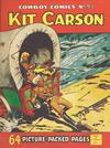 Cover for Cowboy Comics (Amalgamated Press, 1950 series) #94