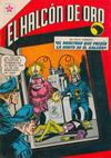 Cover for El Halcón de Oro (Editorial Novaro, 1958 series) #58