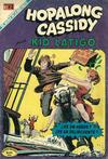 Cover for Hopalong Cassidy (Editorial Novaro, 1952 series) #176