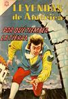 Cover for Leyendas de América (Editorial Novaro, 1956 series) #114