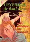 Cover for Leyendas de América (Editorial Novaro, 1956 series) #84