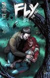 Cover Thumbnail for Fly: The Fall (2012 series) #1 [Cover C Darick Robertson]