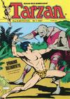 Cover for Tarzan (Atlantic Förlags AB, 1977 series) #1/1987