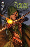 Cover Thumbnail for Grimm Fairy Tales Presents Robyn Hood (2012 series) #1 [cover c]