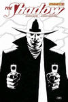"Cover for The Shadow (Dynamite Entertainment, 2012 series) #6 [""Black & White"" Retailer Incentive John Cassaday]"