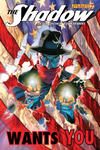 Cover for The Shadow (Dynamite Entertainment, 2012 series) #7 [Cover A - Alex Ross]