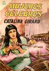 Cover for Mujeres Célebres (Editorial Novaro, 1961 series) #55