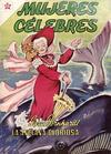 Cover for Mujeres Célebres (Editorial Novaro, 1961 series) #28