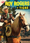Cover for Roy Rogers (Editorial Novaro, 1952 series) #50