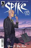 Cover for Spike (Dark Horse, 2012 series) #2 [Steve Morris Alternate Cover]