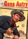 Cover for Gene Autry (Editorial Novaro, 1954 series) #8
