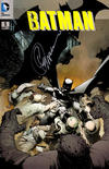 Cover for Batman (Panini Deutschland, 2012 series) #5 (70) [Variant-Cover-Edition A]