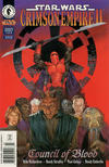 Cover for Star Wars Crimson Empire II: Council of Blood (Dark Horse, 1998 series) #1 [Newsstand Edition]